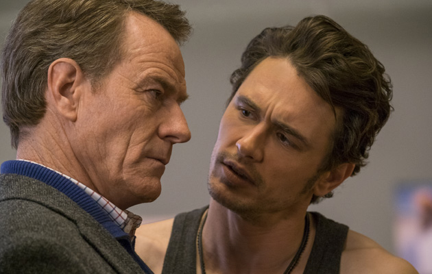 Why Him? Bryan Cranston James Franco