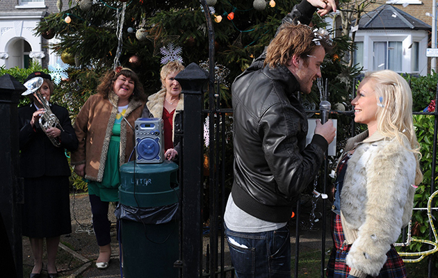 Sean Slater, Roxy Slater, EastEnders