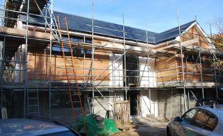 Single storey to double storey bungalow