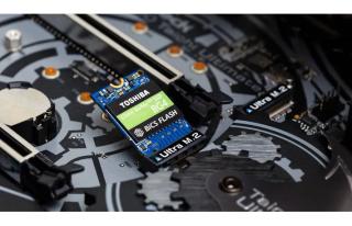 Microsoft's New Surfaces Use Toshiba's Tiny BG4 SSD
