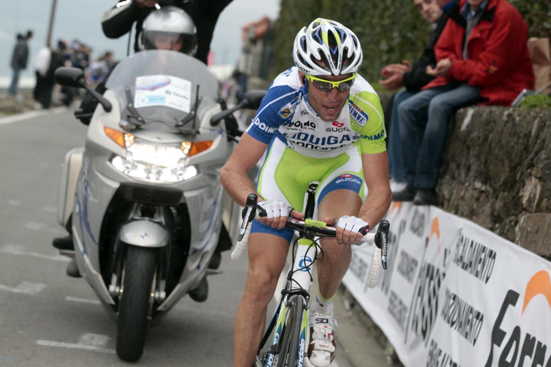 Vincenzo Nibali attacks, Milan-San Remo 2011