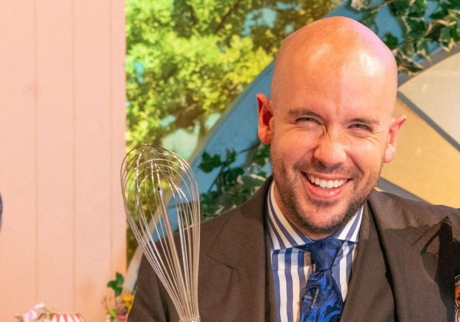 Bake Off Extra Slice Tom Allen