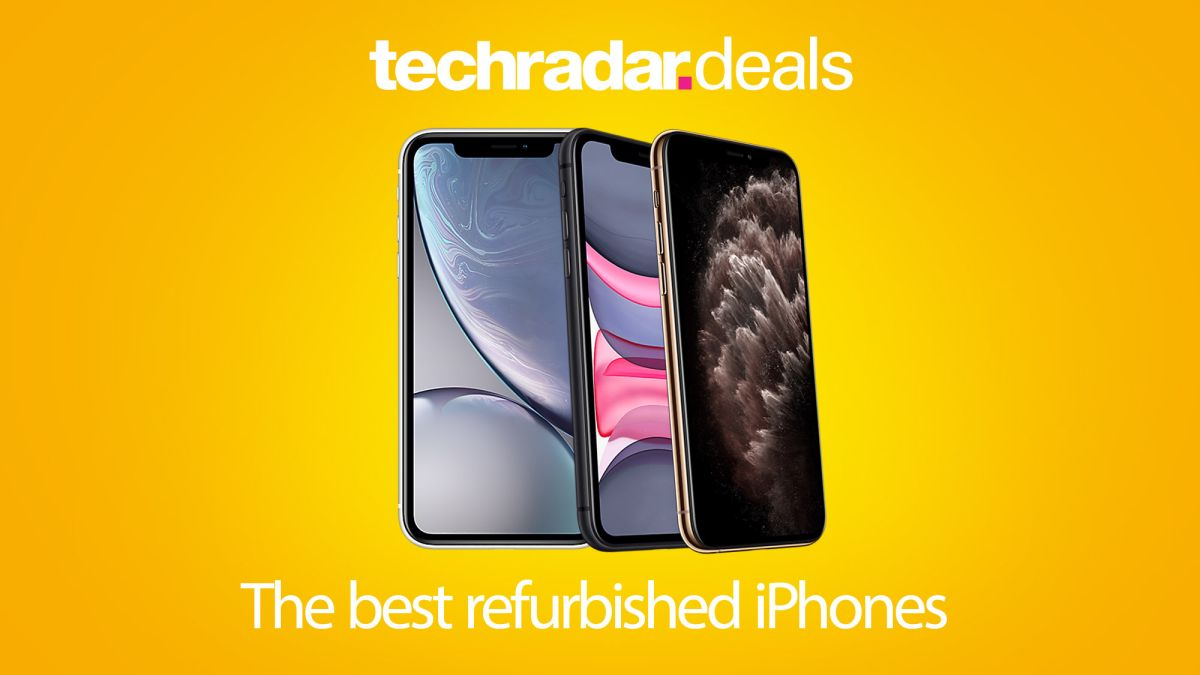 The Best Refurbished Iphones And Prices In The Uk 2020 Techradar