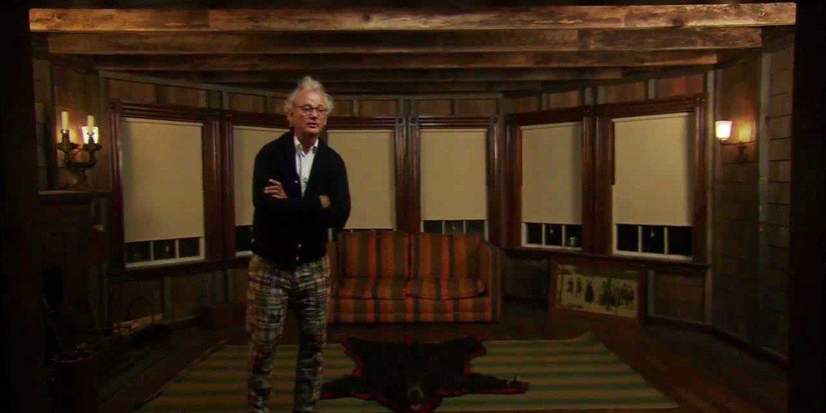 Bill Murray in Moonrise Kingdom