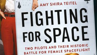 """In her new book, """"Fighting for Space: Two Pilots and Their Historic Battle for Female Spaceflight"""" (Grand Central Publishing, 2021), author and spaceflight historian Amy Shira Teitel tells the true stories of Jerrie Cobb and Jackie Cochran."""