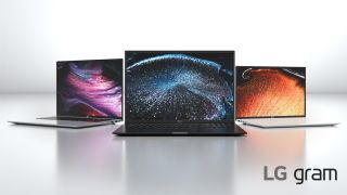The new LG Gram laptops punches well above their weight