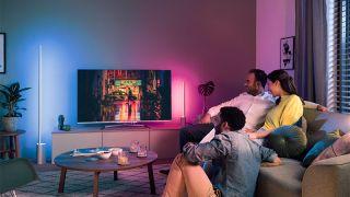 New Philips Hue lighting kits bring boring walls to life | TechRadar