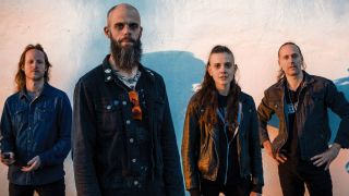 Baroness band photo