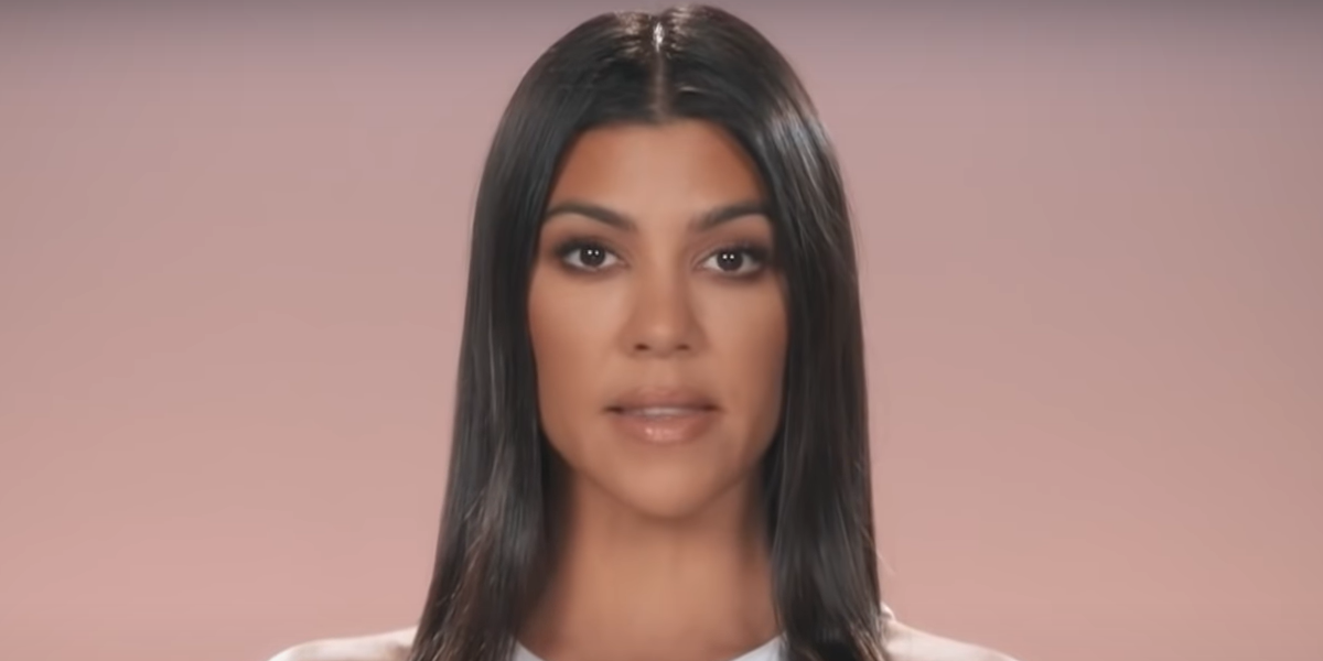 Keeping Up with the Kardashians Kourtney Kardashian E!