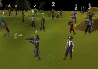 Touring Old School Runescape Where 2007 Never Ended Pc Gamer