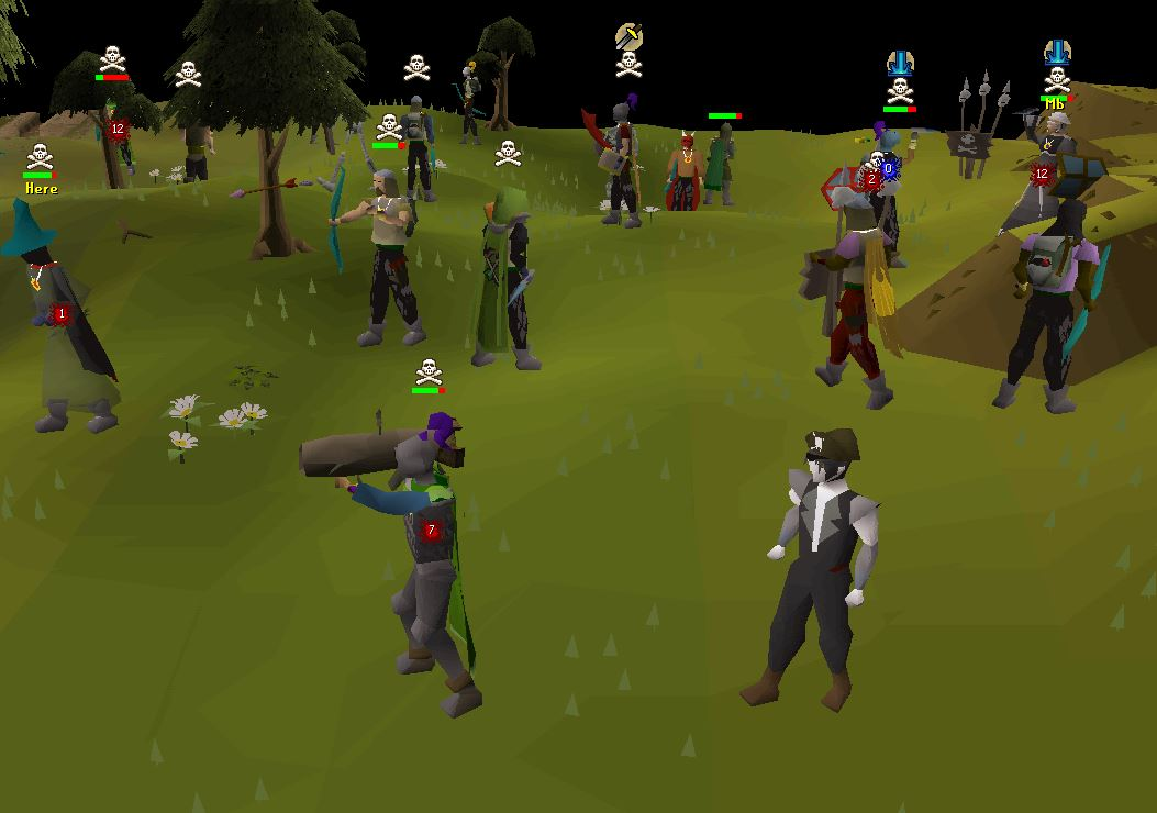 Old School Runescape pulled offline as billions of gold appear out