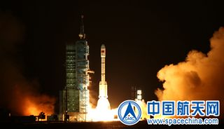Tiangong-2 Launches, Sept. 15, 2016