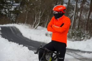 Seven reasons why riding in the cold is far more fun than it should be