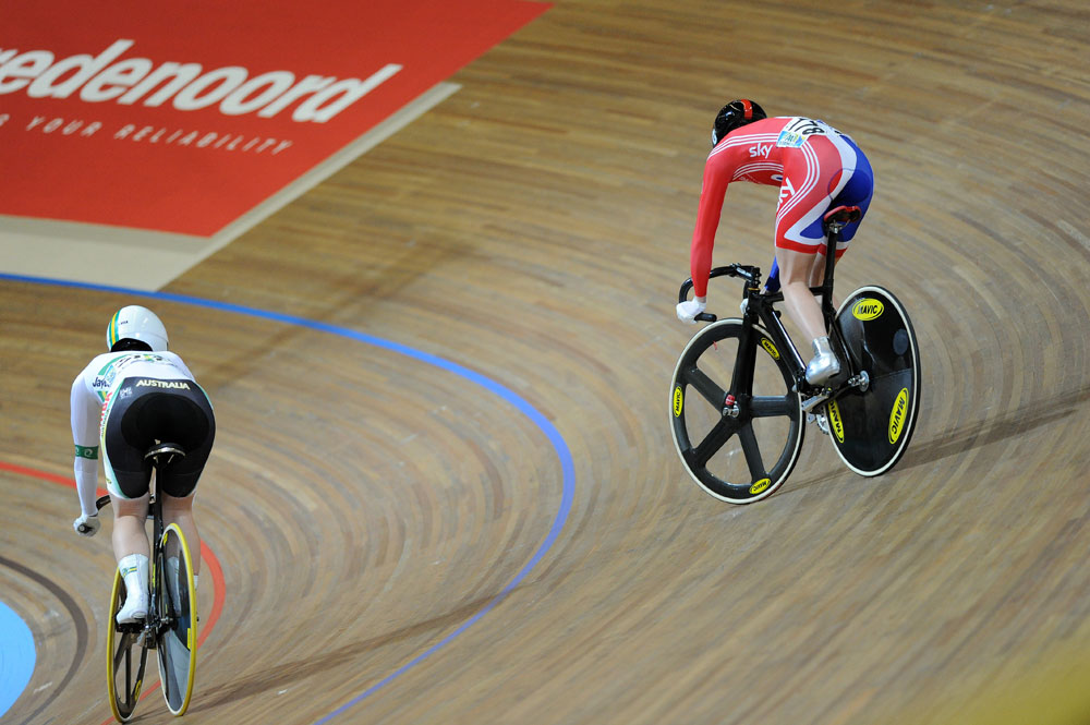2011 world track champs, track champs, chris hoy, victoria pendleton, great britain, anna meares, keirin, sprint, omnium
