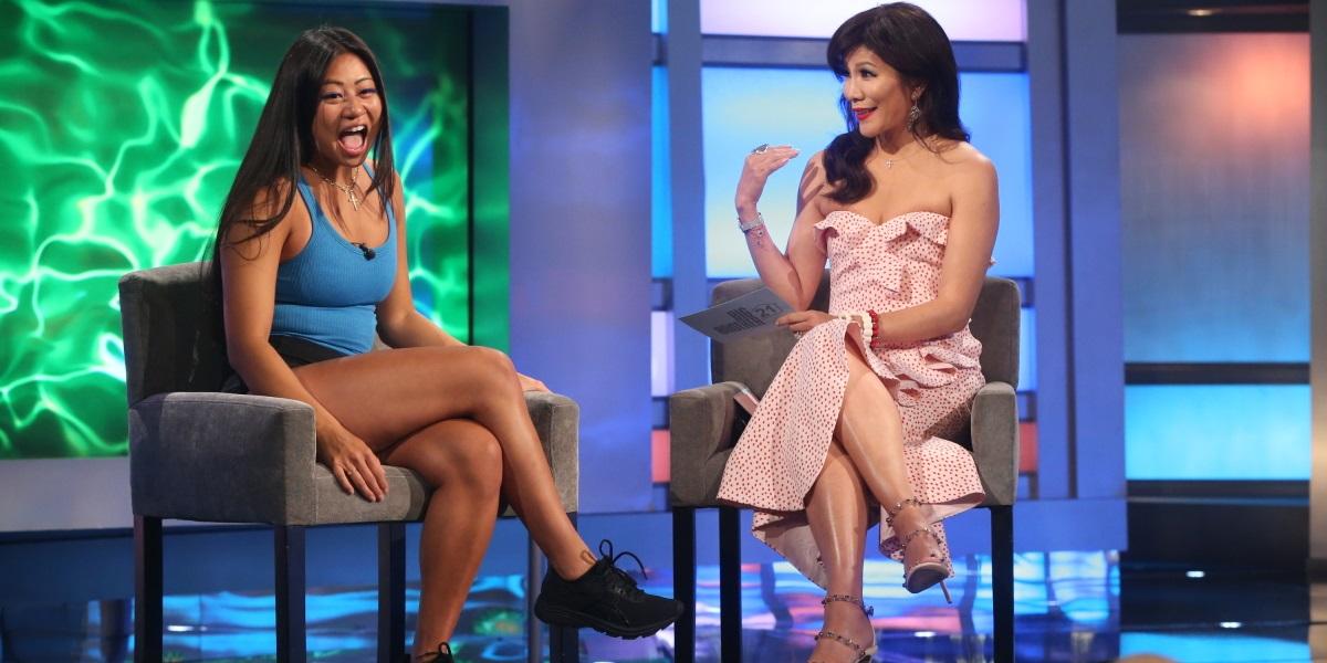 Bella Wang Julie Chen Big Brother CBS