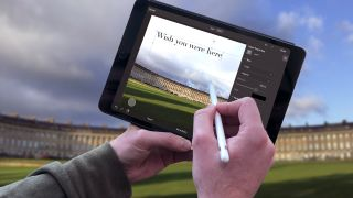 photoshop for iPad review