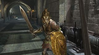 The Elder Scrolls: Blades plays as smooth as butter, and I