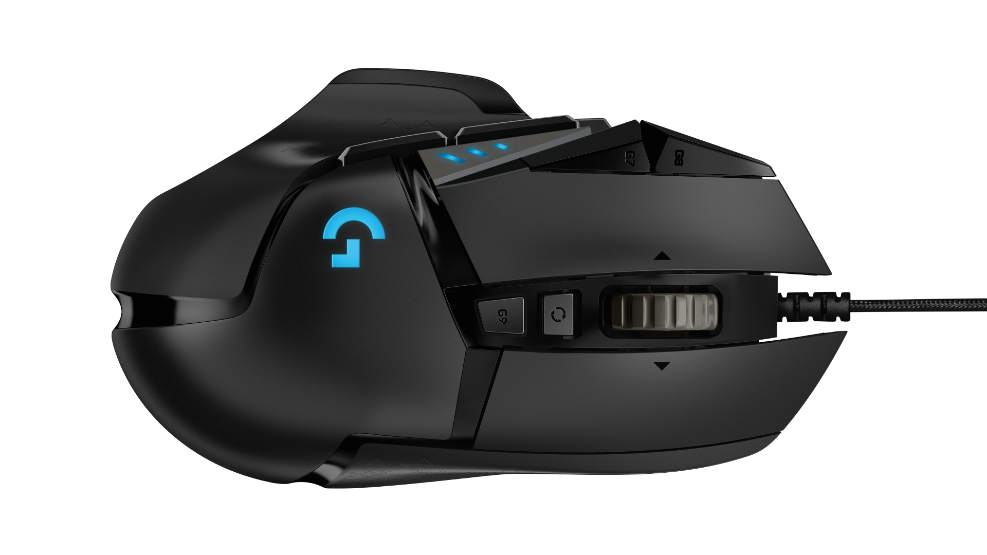 0cf78869d7e Logitech's upgraded G502 Hero Gaming Mouse boasts super-accurate tracking |  TechRadar