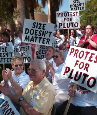 Clyde Tombaugh's Family Joins Protest of Pluto's Downgrade
