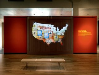 Woody Guthrie Center Brings an American Icon to Life