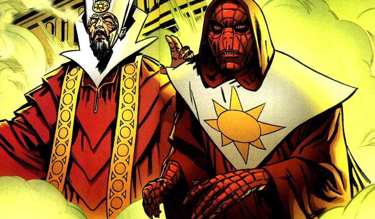 Immortus Kang The Conquerer Marvel Comics