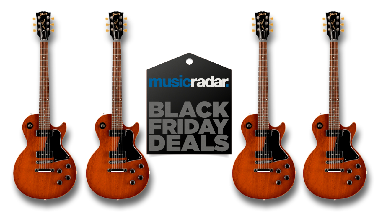Get An Incredible 300 Off This Gibson Les Paul Special In Guitar Center S Amazing Pre Black Friday Deal Musicradar