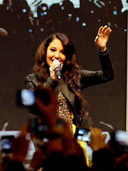 Tulisa only found her style after N-Dubz