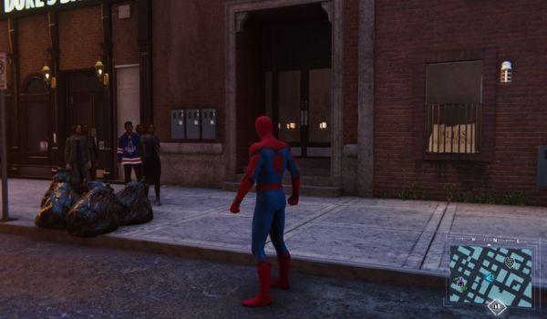 Alias Investigation inside Marvel's Spider-Man