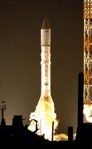 New Russian Communications Satellite Reaches Orbit