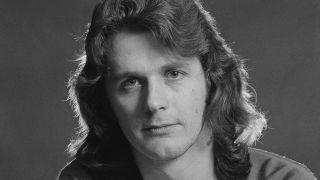 a portrait of john wetton