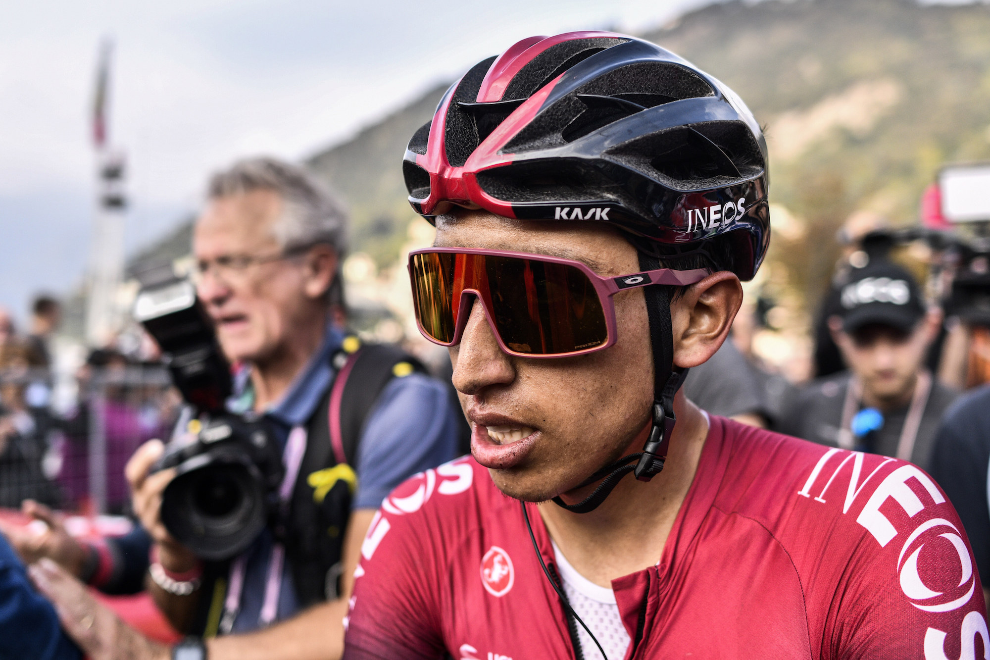 'When I said in 2016 Egan Bernal would one day win the Tour everyone looked at me like a madman' says former manager - Cycling Weekly