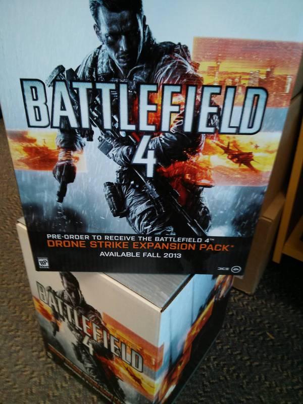 Battlefield 4 Drone Strike