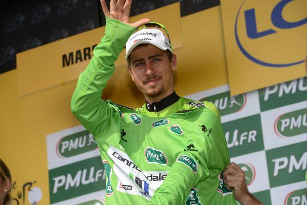 Peter Sagan, Tour de France 2013, stage five