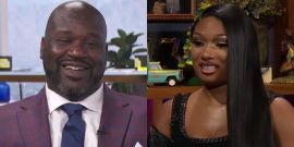 Shaq Clarifies Rumors He Was Hitting On Megan Thee Stallion (After Commenting On Her Instagram)