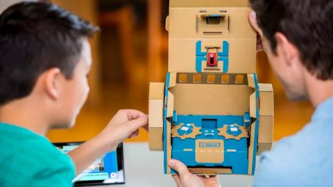 Nintendo Labo vehicle kit