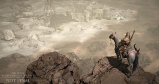 Personaggi e scenari dettagliati di Diablo 4
