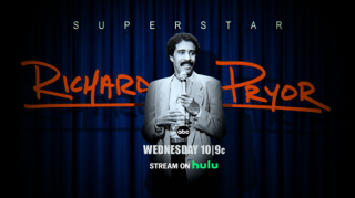Richard Pryor in Superstar on ABC