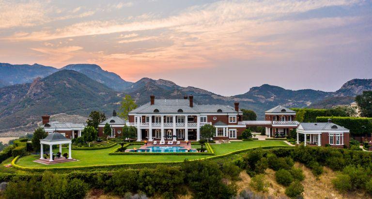 Wayne Gretzky mansion