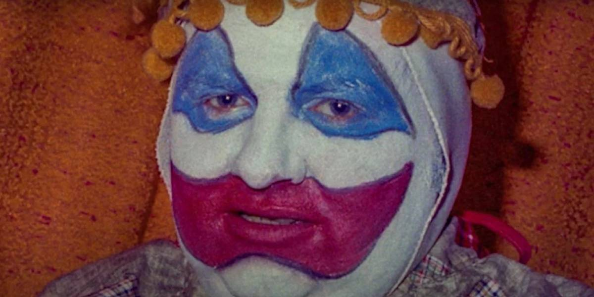John Wayne Gacy as Pogo the Clown in John Wayne Gacy: Devil in Disguise