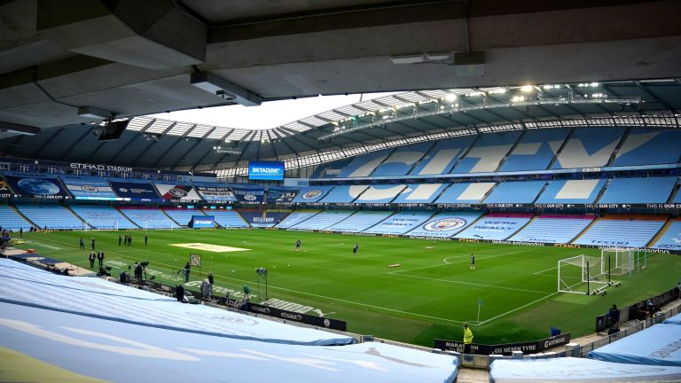 man city vs arsenal live stream premier league Etihad Stadium