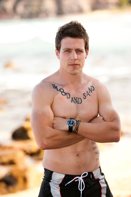A River Boy Reveals All We Chat To Steve Peacocke Home And Away