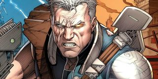 Cable, in the Marvel comics