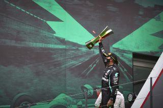 Mercedes AMG F1 / Steve Etherington