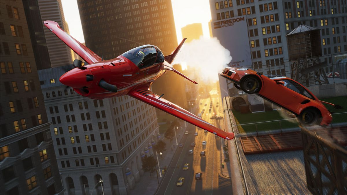 The Crew 2 open beta is live now - here's how to start racing by land, sea, and air