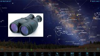 summer binoculars astronomy
