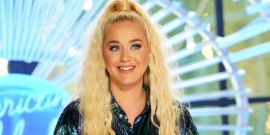 See American Idol's Katy Perry Absolutely Borrow Orlando Bloom's Lord Of The Rings Elf Ears For Disney Episode