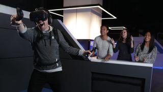 IMAX VR arcade