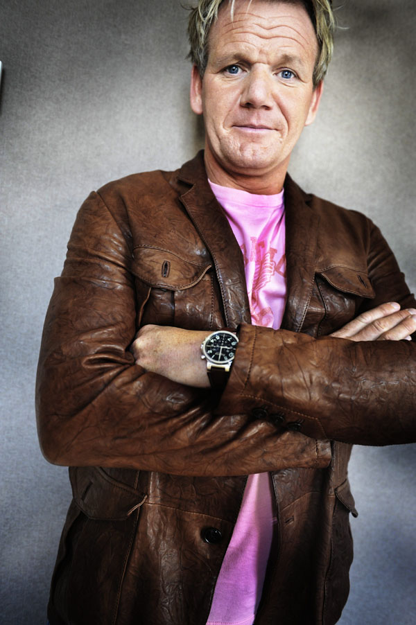 Gordon Ramsay admits to cosmetic surgery