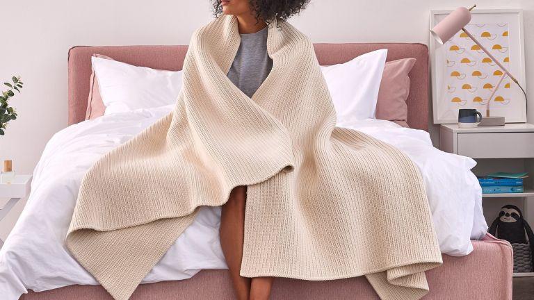 best weighted blanket: Eve Sleep Weighted Blanket
