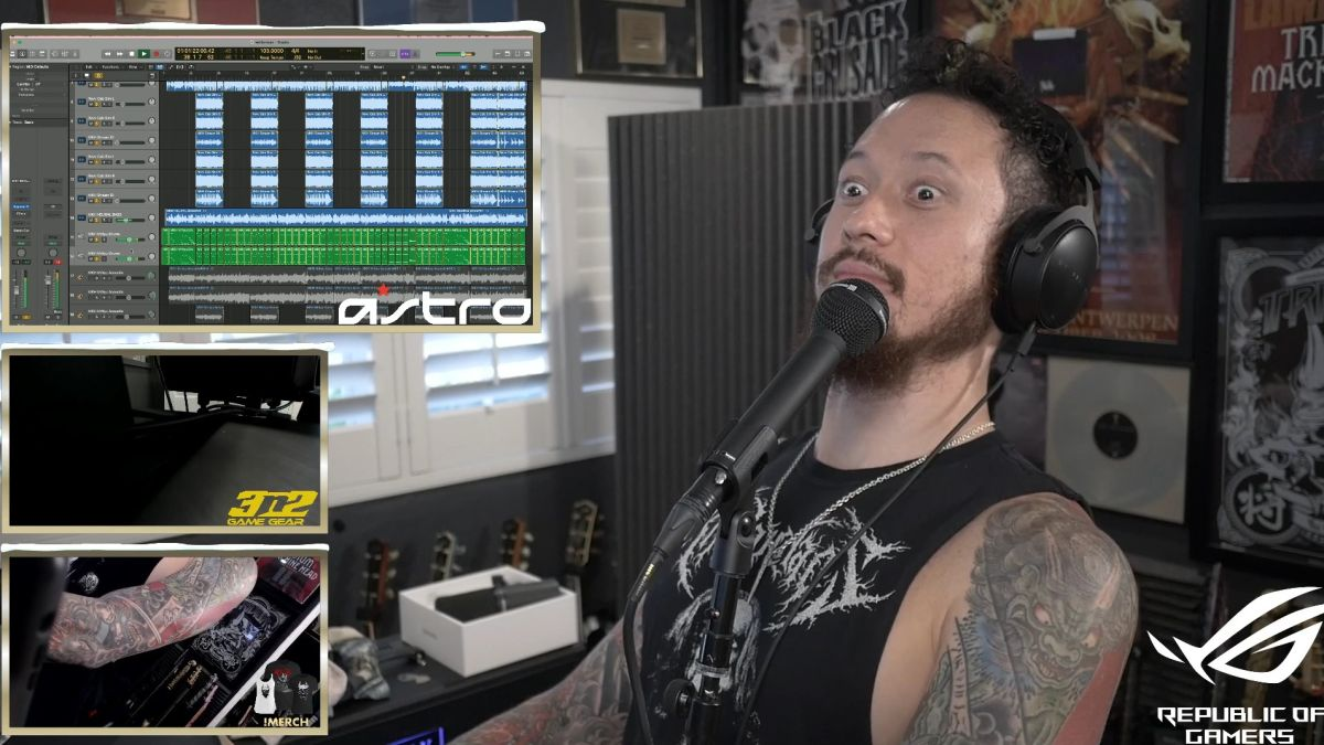 Matt Heafy earns more money from Twitch than from streaming Trivium's music on all other platforms combined